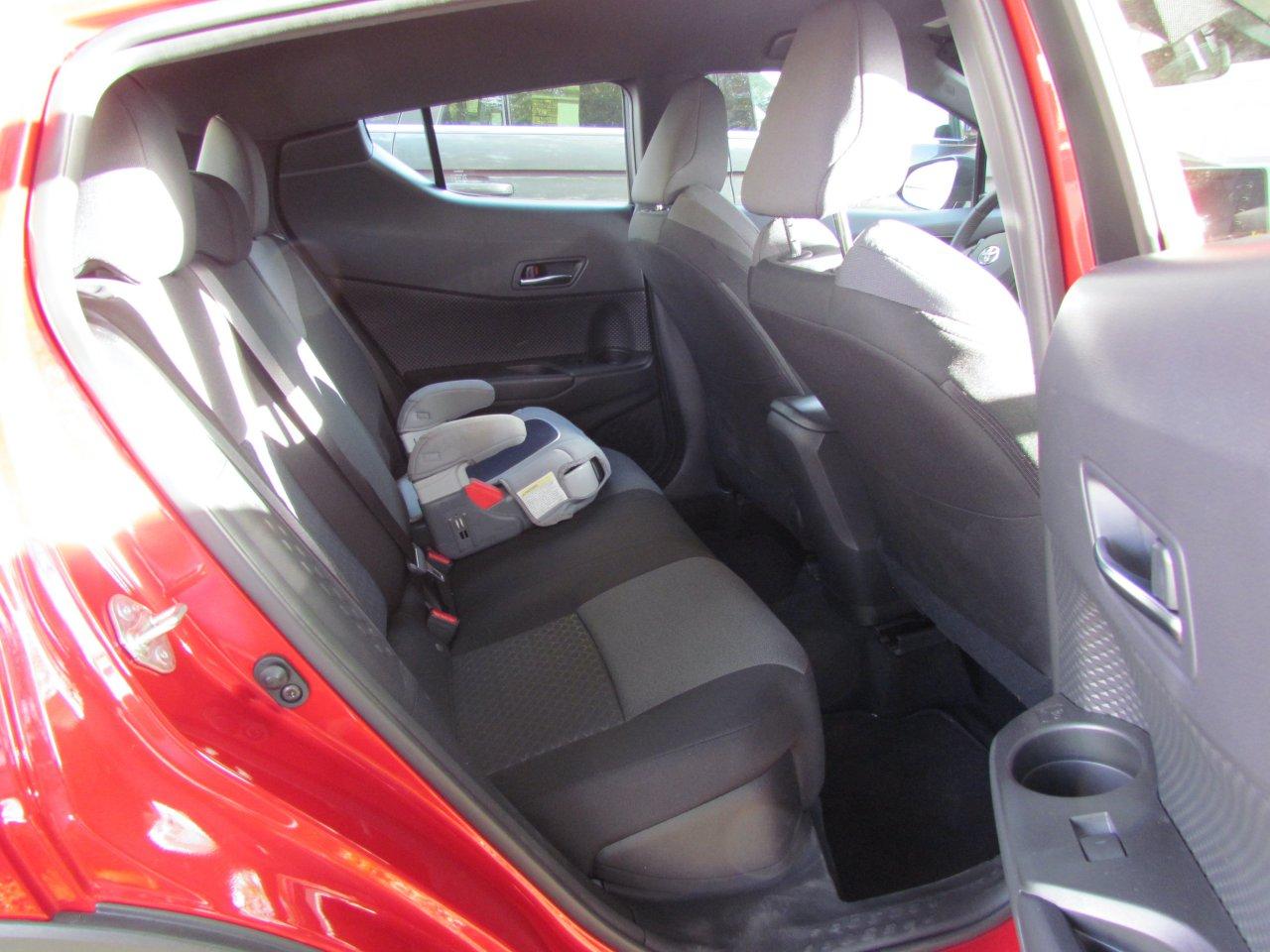 C-HR, Driven: Toyota's C-HR has some delightful details, ClassicCars.com Journal