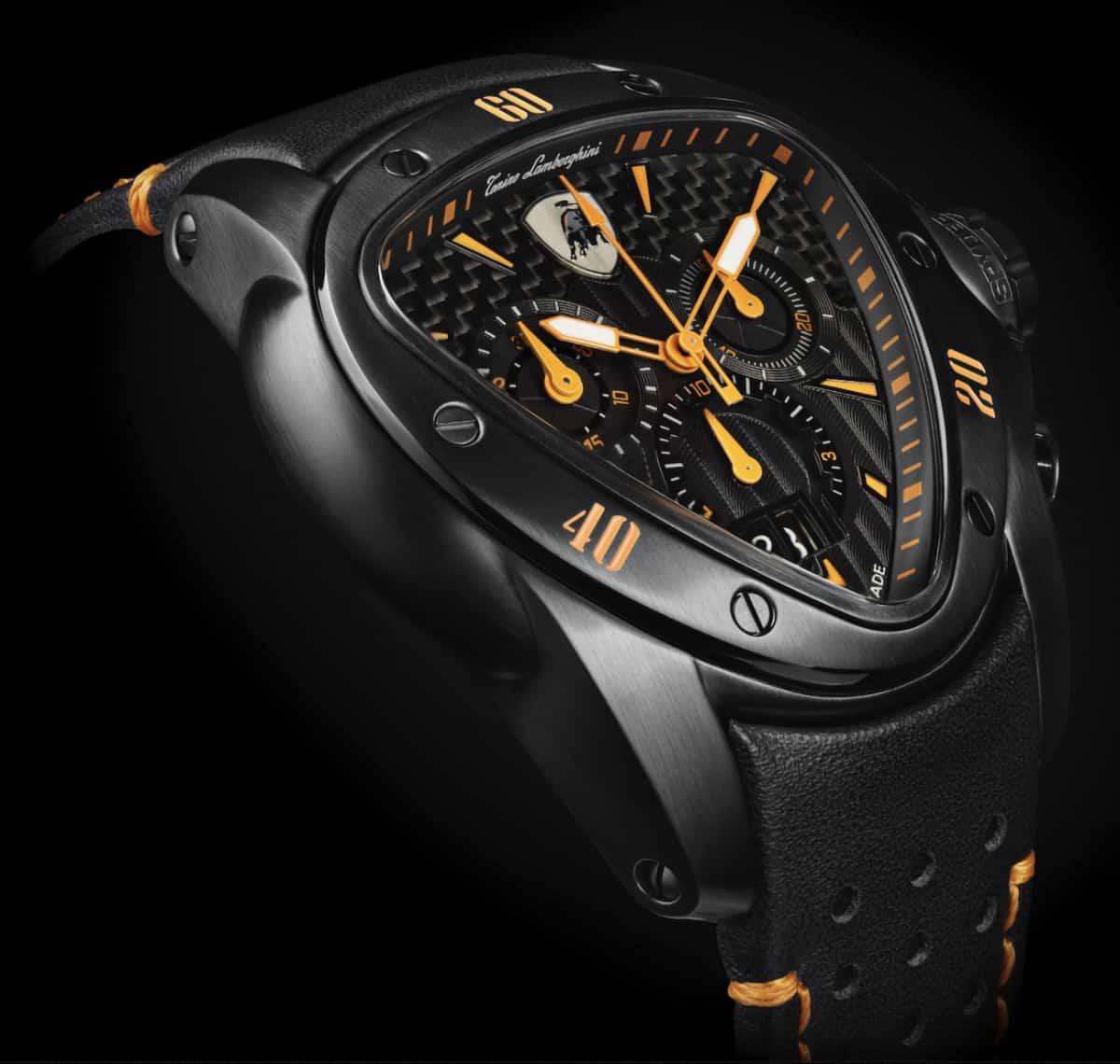 Tonino Lamborghini offers new Swiss watch collection