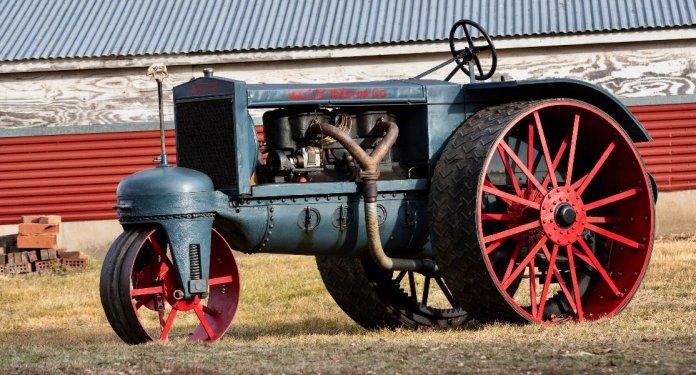 1915 Wallis Cub Model D