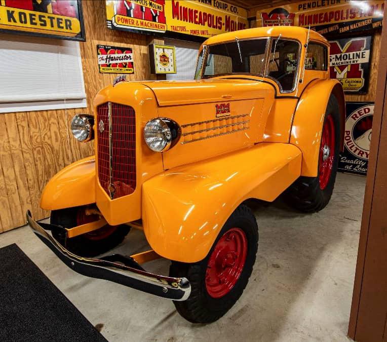 1938 Minneapolis-Moline UDLX