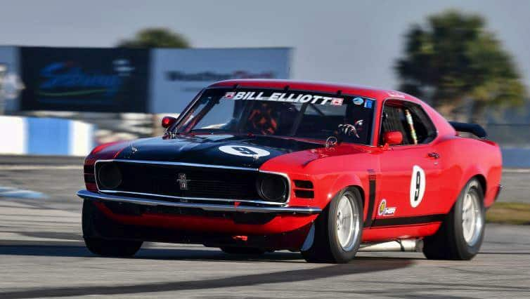 1960 Ford Mustang Boss 302