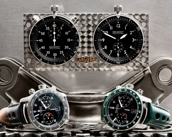 Bremont watch and timer