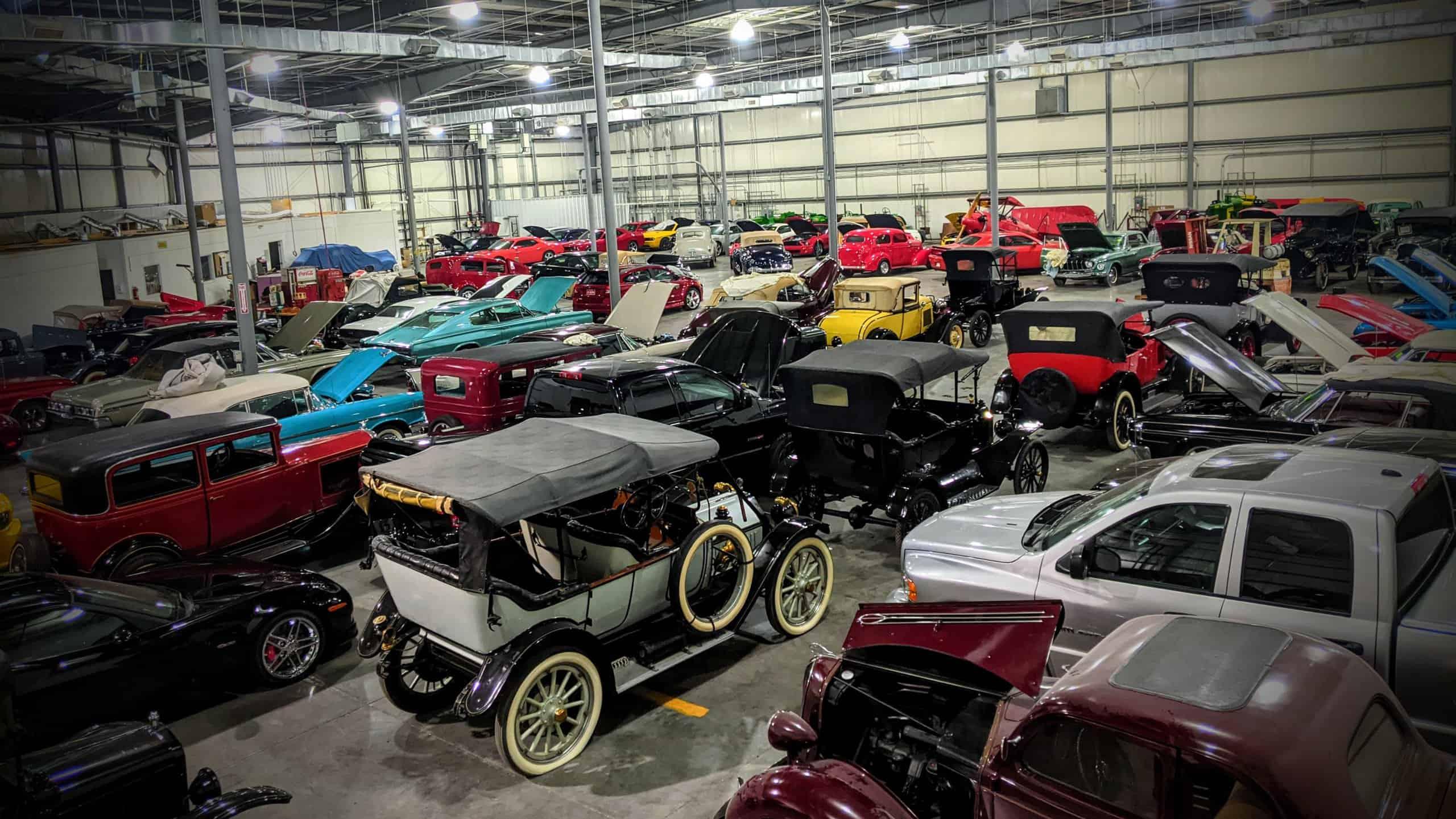 175-lot Ron Jones Collection headed to GAA sale