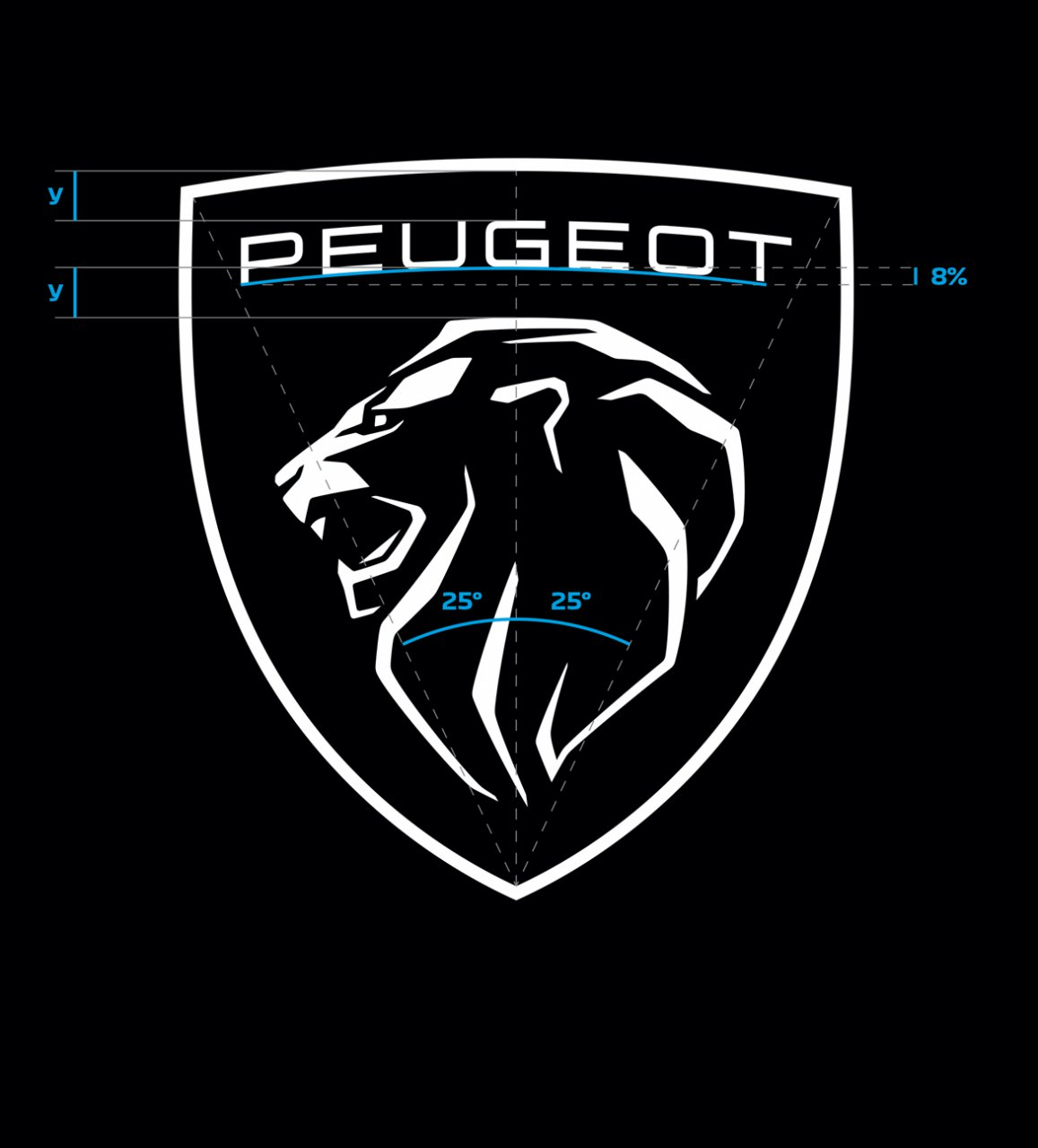 Peugeot, Another automaker changes logo for digital-age display, ClassicCars.com Journal