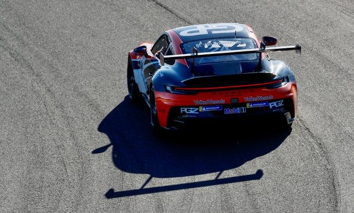 Porsche Supercup 911
