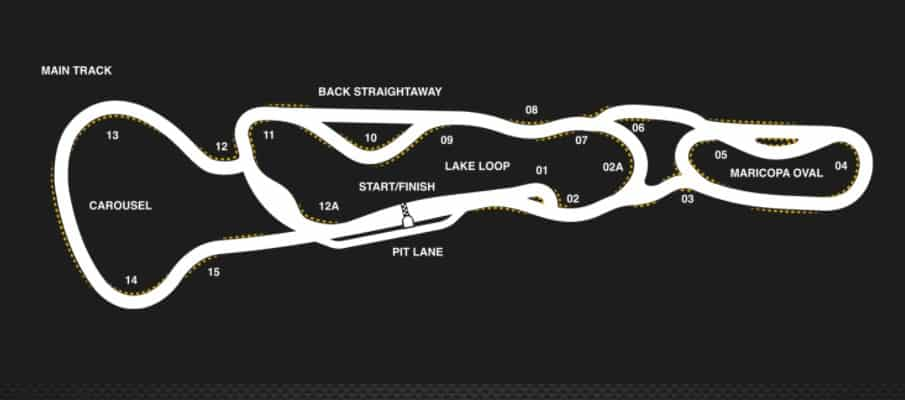Bondurant High Performance Driving School renamed Radford Racing School