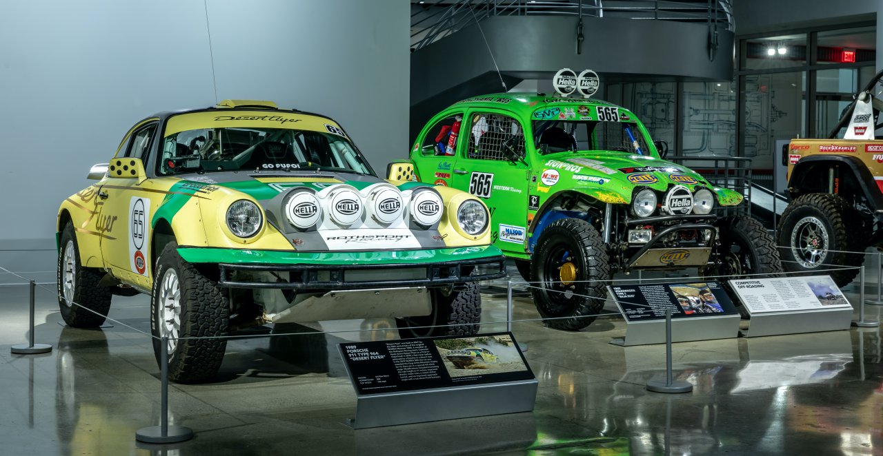 museum, Petersen reopens with four new exhibits, ClassicCars.com Journal