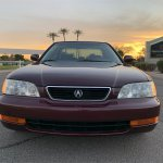 The-1996-Acura-2.5TL-front