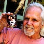 Tony Dow and Lauren card #5