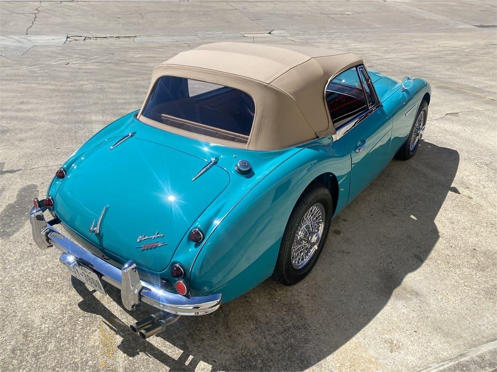 1964 Austin-Healey 3000 BJ8 MK III
