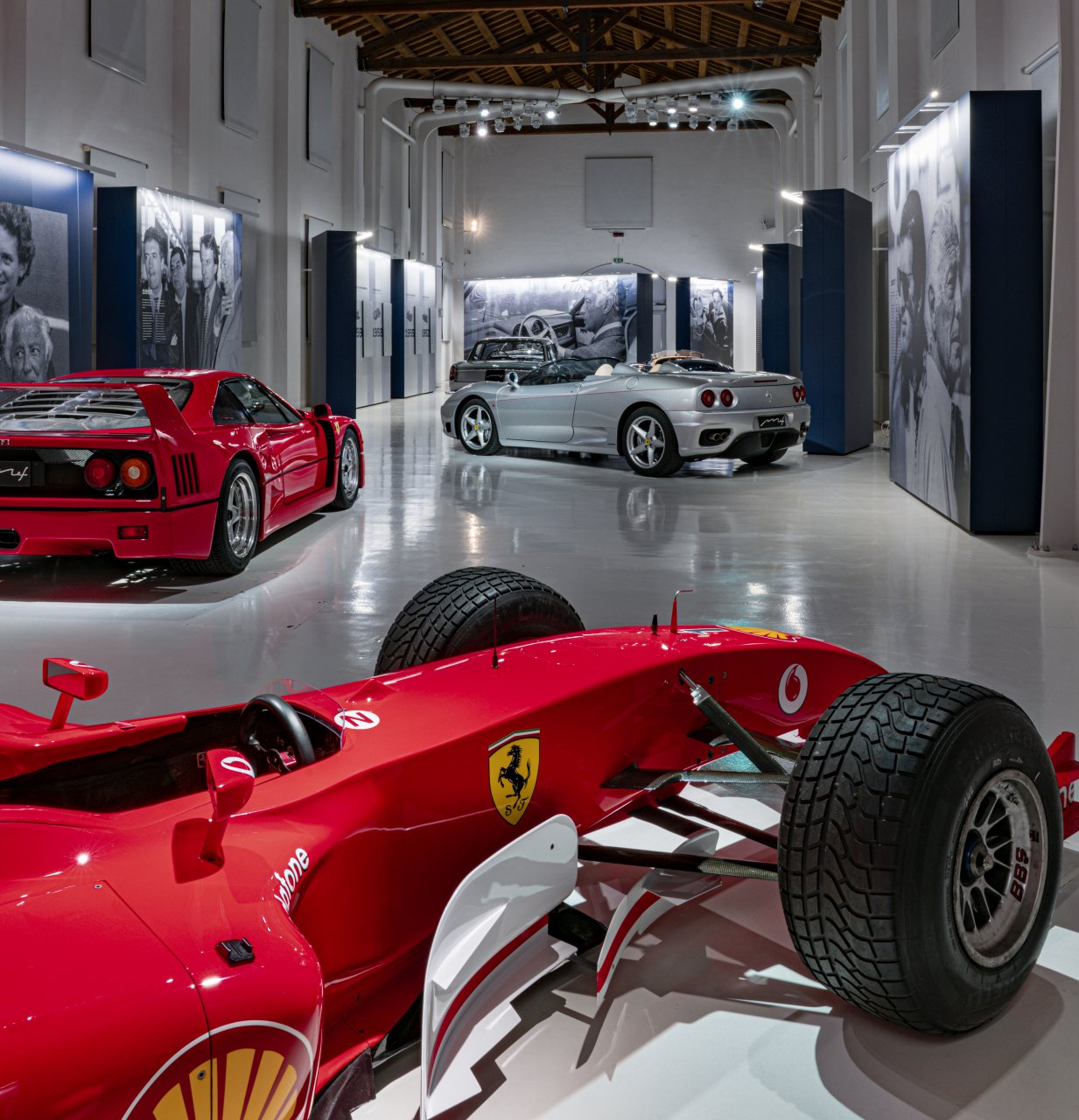 museum, Ferrari museum features one-off cars created for the 'Avvocato', ClassicCars.com Journal