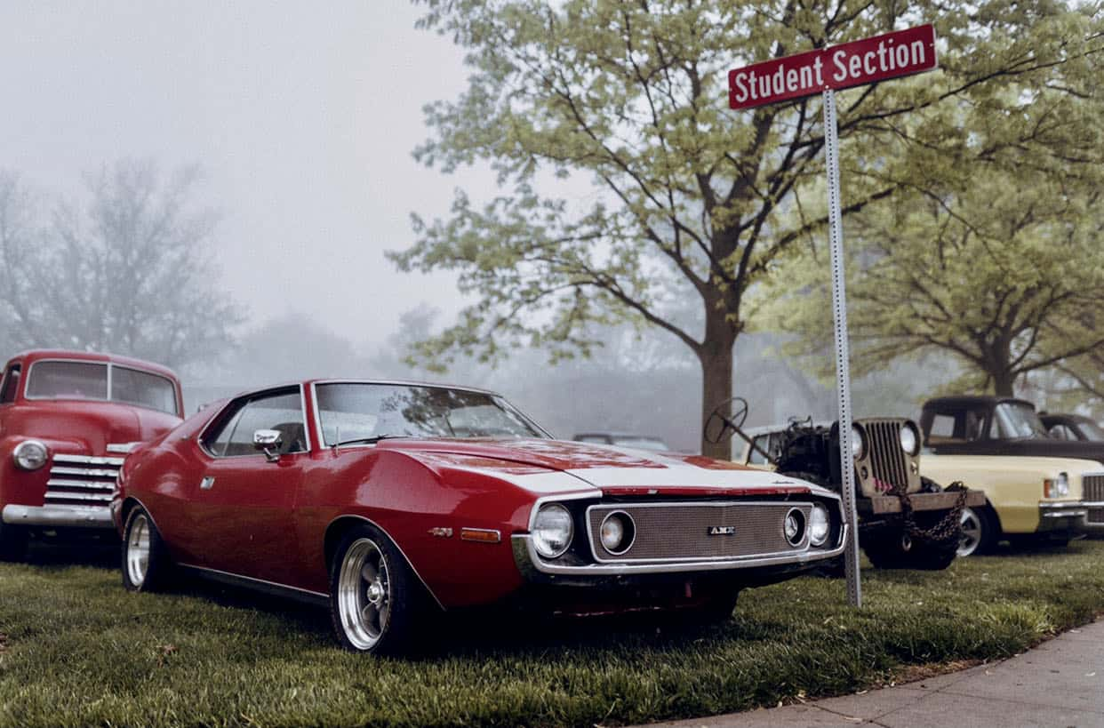 McPherson, Barn-found '71 Javelin restoration project and college internships pave way to automotive career, ClassicCars.com Journal