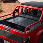 Gladiator Red Bare boasts a Fire Cracker Red exterior with custo