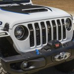 The Jeep® Magneto BEV concept comes equipped with a JPP 2-inch