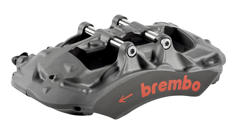 Brembo, Brembo launches aftermarket brake-upgrade program, ClassicCars.com Journal
