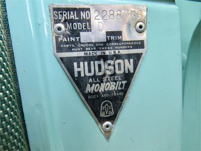 1954 Hudson