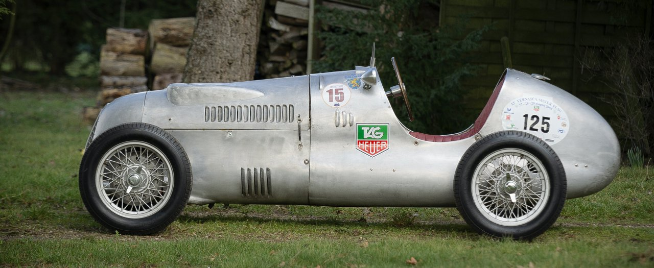 1947 Cisitalia D46