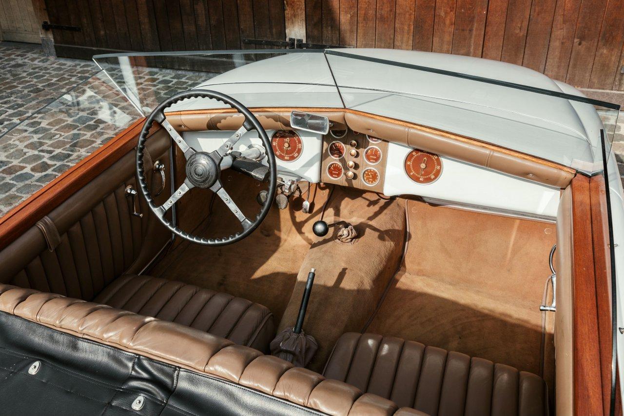 Bonhams, Teardrop roadster prototype on Bonhams' Monaco auction docket, ClassicCars.com Journal