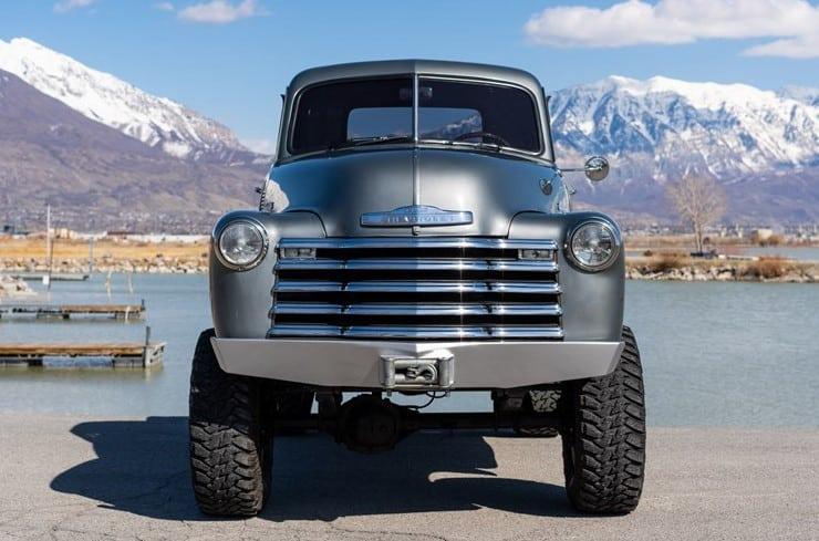 3100, AutoHunter Spotlight: Custom built 1950 Chevrolet 3100 4×4, ClassicCars.com Journal