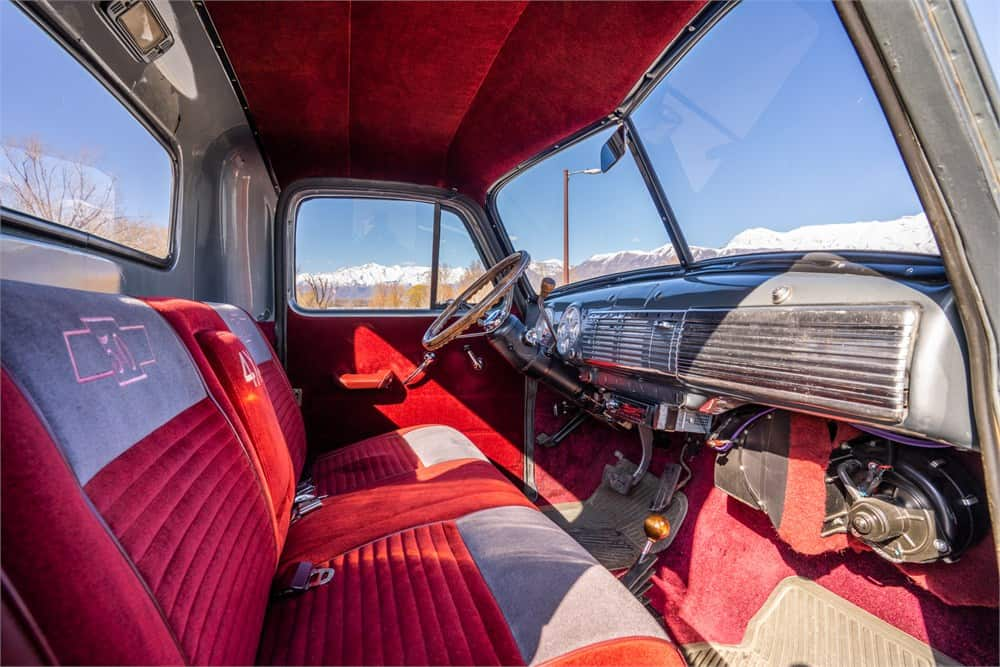 Custom built 1950 Chevrolet 3100 4x4