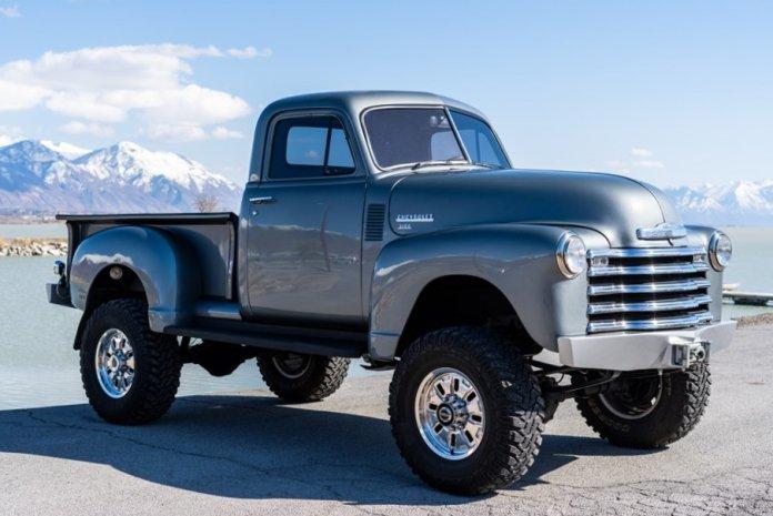 1950 Chevrolet 3100 4x4 main 2