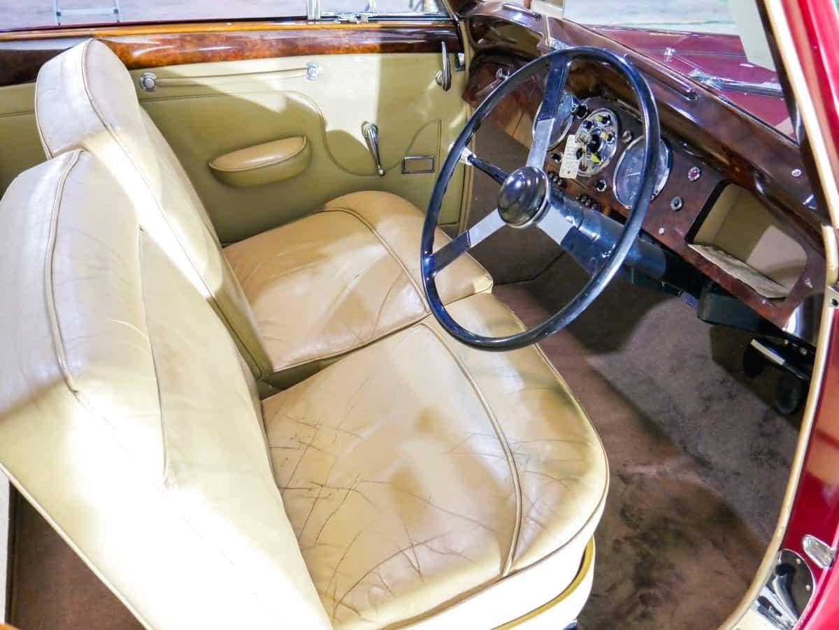 Lagonda, Pick of the Day: 1950 Lagonda Drophead, rare British luxury convertible, ClassicCars.com Journal