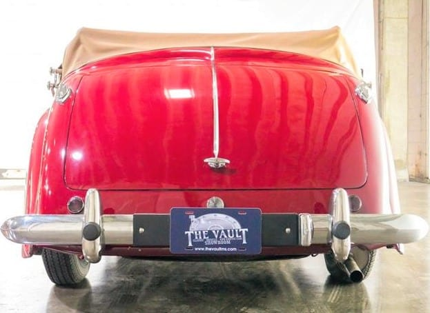 1950 Lagonda Drophead