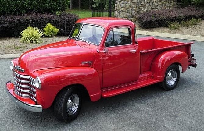 1951 Chevrolet 3100 truck