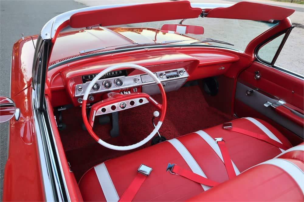 Impala, AutoHunter Spotlight: AACA-winning 1961 Chevy Impala convertible, ClassicCars.com Journal