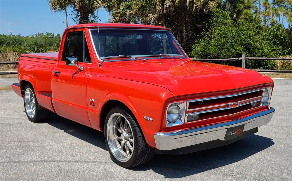 1967 Chevy C10 | trucks on AutoHunter