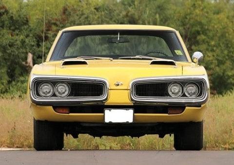 Hemi-powered 1970 Dodge Super Bee 426