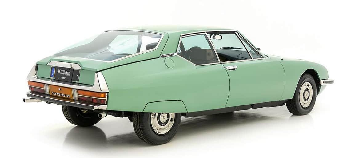 1972 Citroën SM, France's grand-touring icon