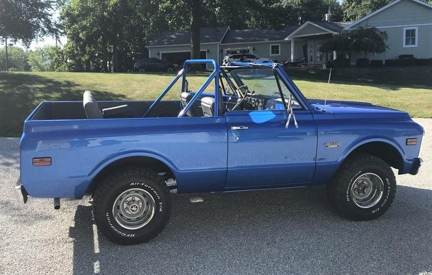 1972 GMC Jimmy | trucks on AutoHunter