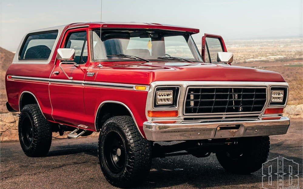 1978 Ford Bronco | trucks on AutoHunter