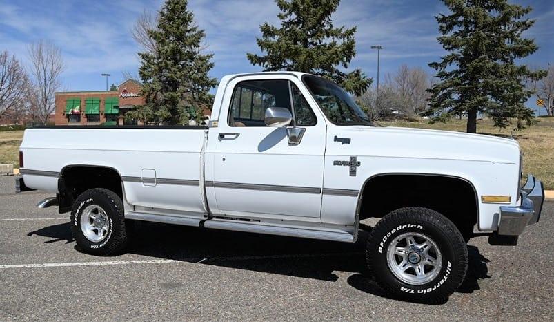 1985 Chevy Pickup | trucks on AutoHunter