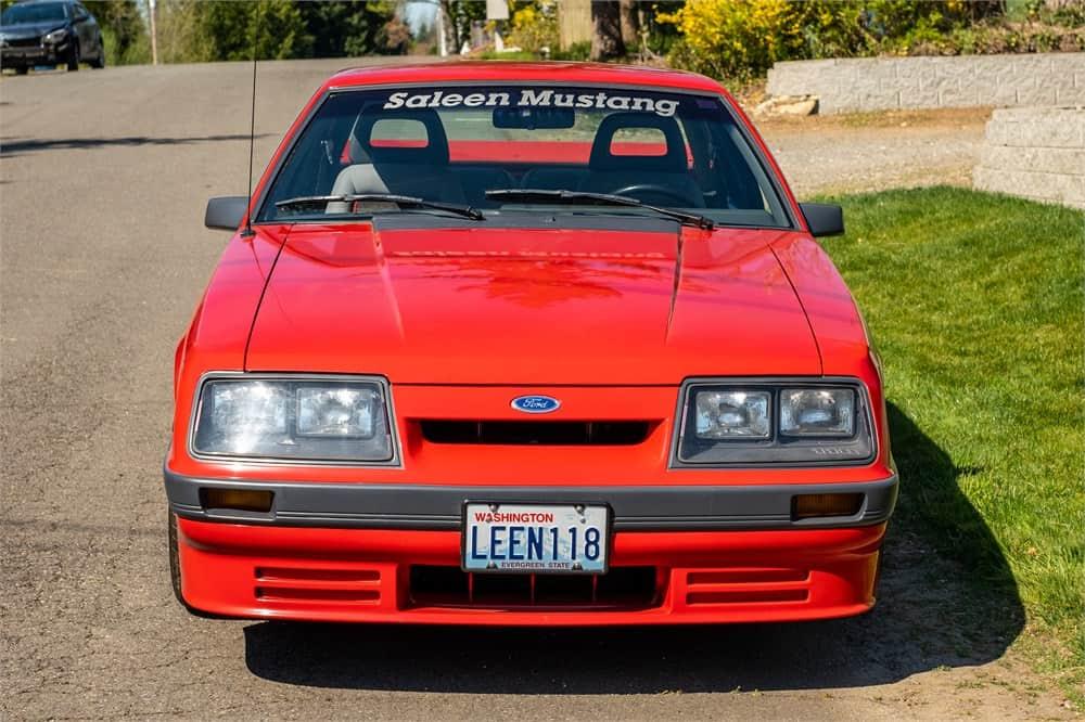 Saleen, AutoHunter Spotlight: 1986 Ford Mustang GT Saleen, ClassicCars.com Journal