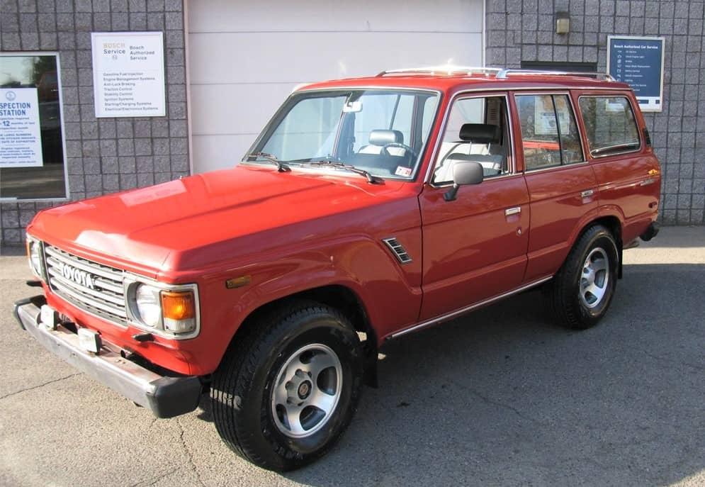 1987 Toyota Land Cruiser FJ60  | trucks on AutoHunter
