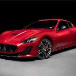2015 Maserati GranTurismo MC Centennial Edition