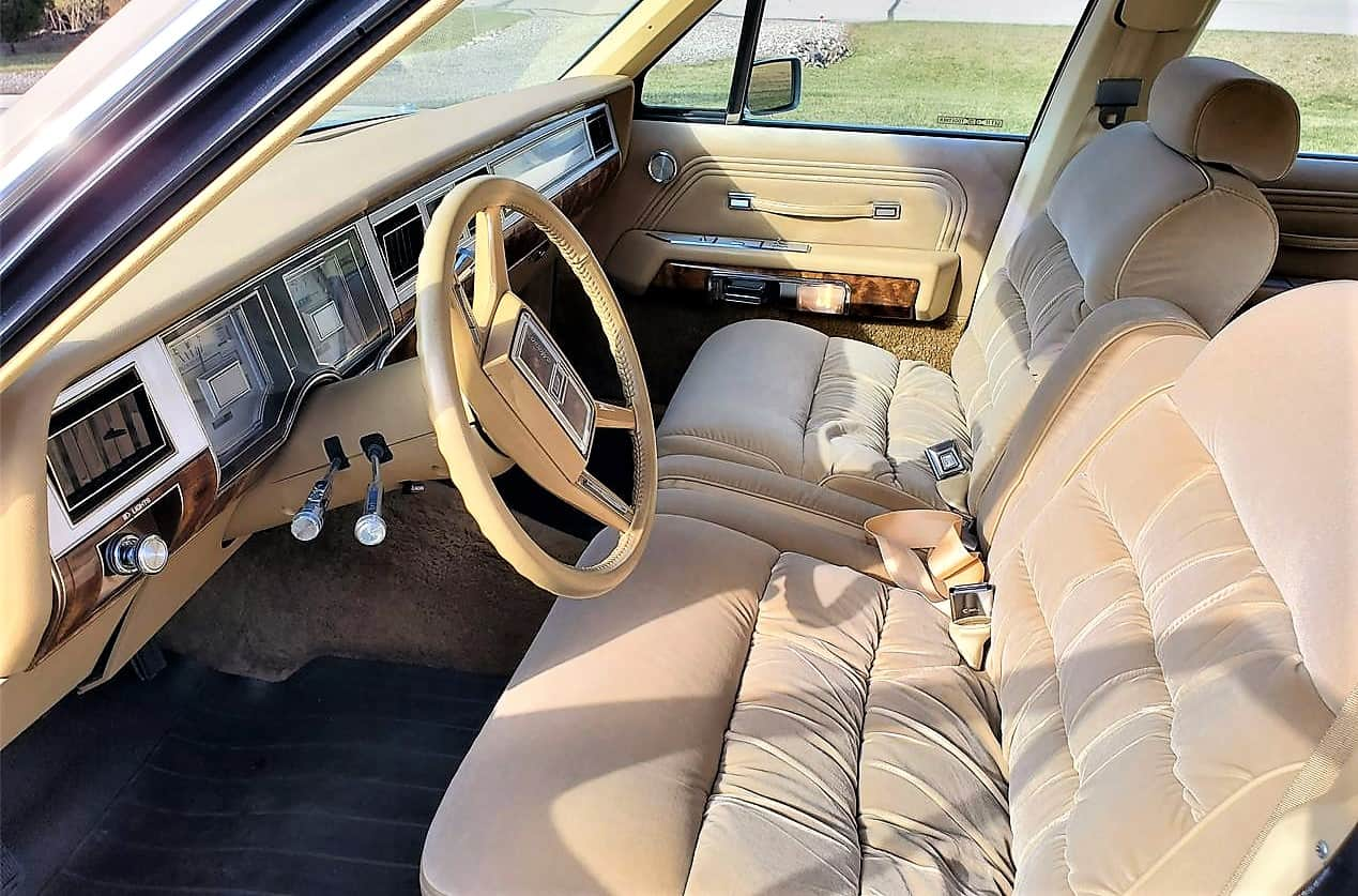 grand marquis, Pick of the Day: 1982 Mercury Grand Marquis could be a 'smoking' deal, ClassicCars.com Journal