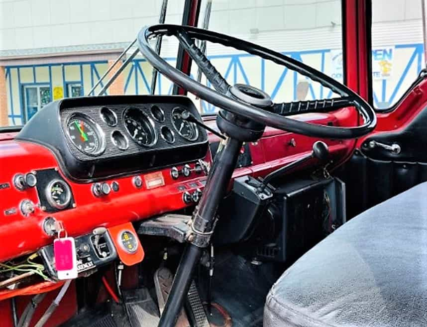 firetruck, Pick of the Day: Veteran firetruck offered with old-fashioned price tag, ClassicCars.com Journal
