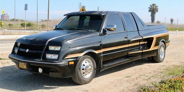 1990 GMC Sierra Tridon