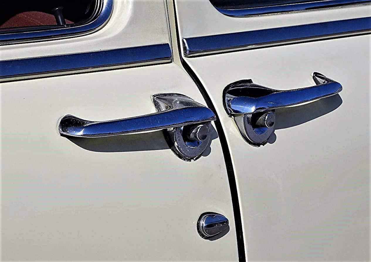 mercury, Pick of the Day: 1951 Mercury Eight sedan; mind the suicide doors, ClassicCars.com Journal
