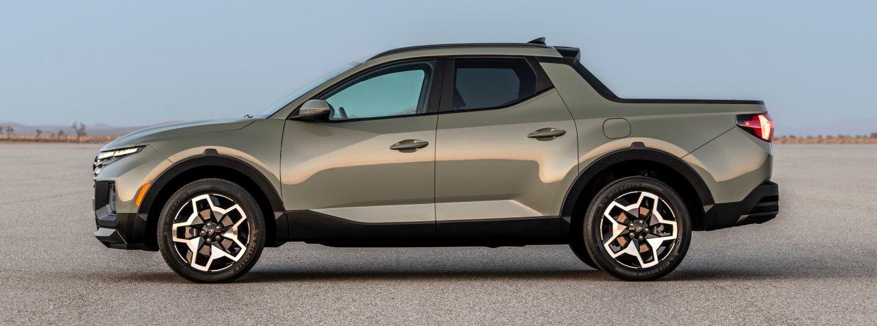 Hyundai says Santa Cruz is pickup, SUV and crossover, all in one vehicle