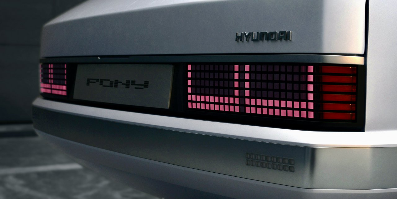 Hyundai, Hyundai retrofits its original Pony model, ClassicCars.com Journal
