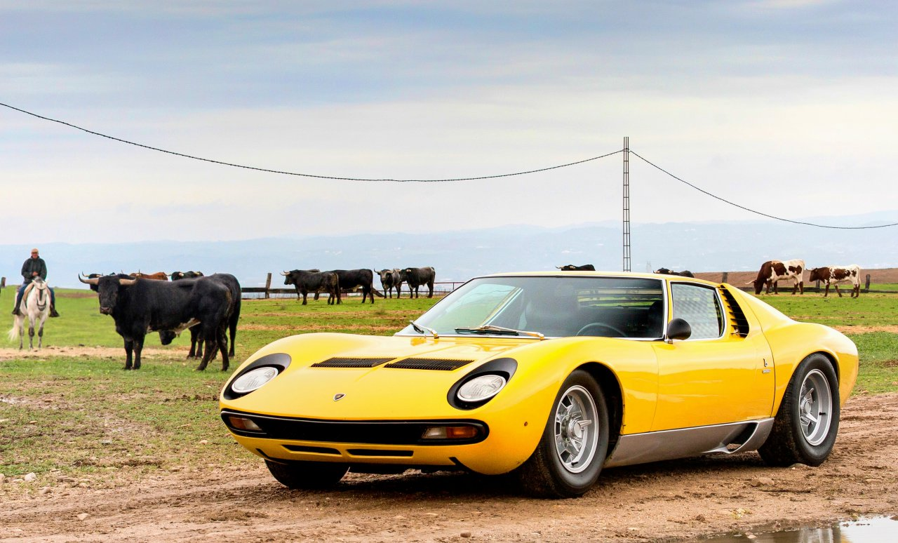 50 years ago, Lamborghini unleashed the Miura SV