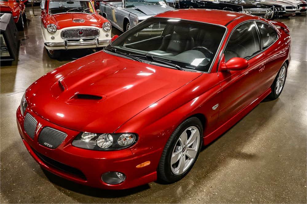 Larry takes a nostalgic stroll through the AutoHunter docket | Pontiac GTO