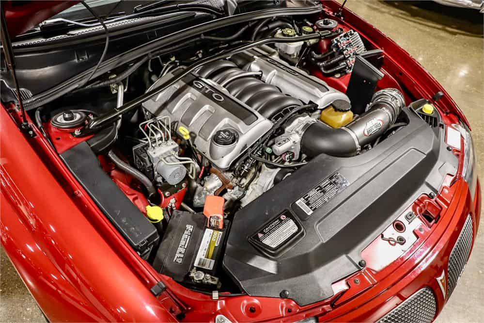 AutoHunter 2006 Pontiac GTO