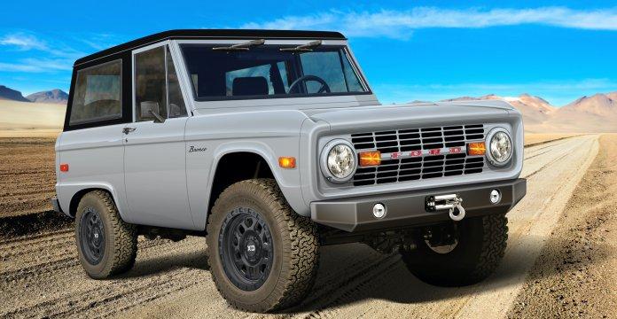 Classic Recreations Bronco