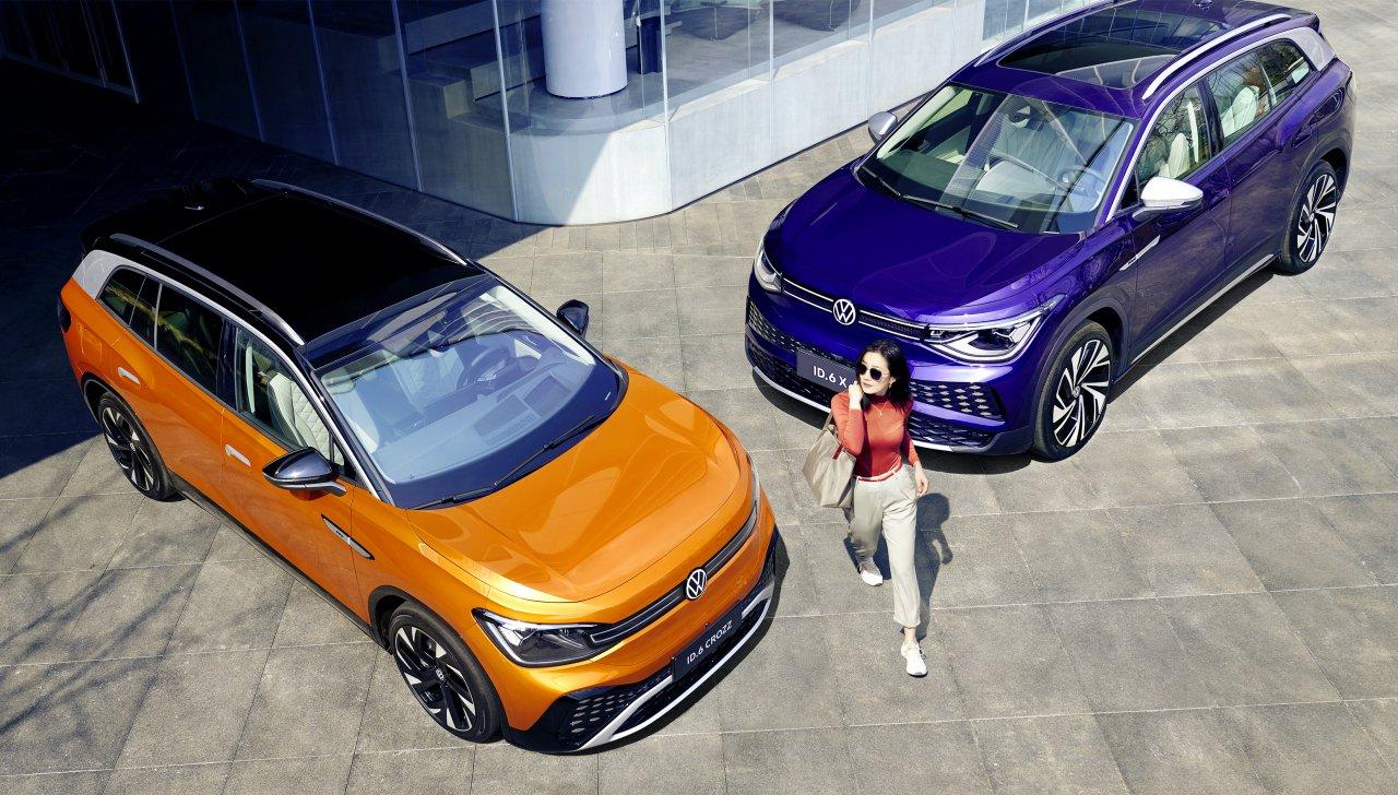 Highlights from Auto Shanghai 2021