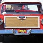 Edsel wagon at Mecum rear
